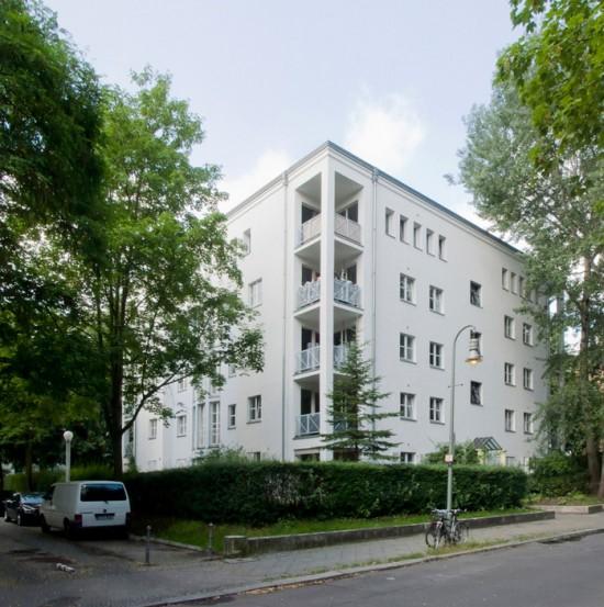 7: Stadtvillen an der Rauchstraße • Thomas-Dehler-Straße 5 • Henry Nielebock & Partner • Block 189 • Zustand Juli 2012 • Foto: Gunnar Klack