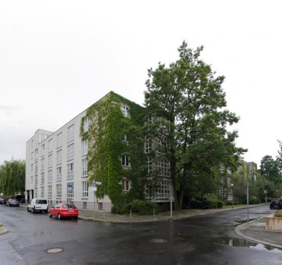 14: Wohnen am Kulturforum • Hitzigallee 17–21, Sigismundstraße 5–7 • Kurt Ackermann & Partner • Block 204 • Zustand Juli 2012 • Foto: Gunnar Klack