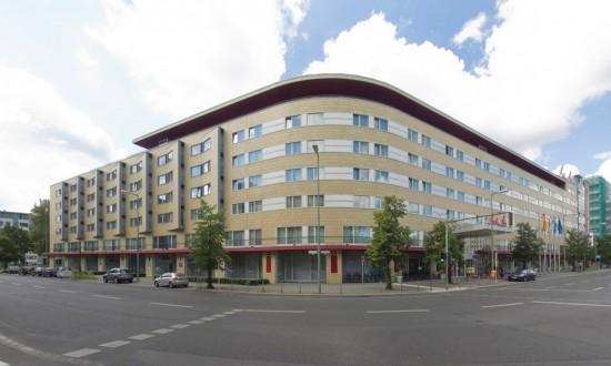17: Fassadenplanung zur Erweiterung des Hotel Berlin • Lützowplatz, Einemstraße • Klaus Theo Brenner/Benedict Tonon • Block 233/221 • Zustand Juli 2012 • Foto: Gunnar Klack