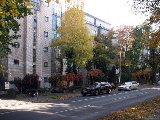 Energiesparhäuser Lützowufer 1A-5A, Zustand Oktober 2012; Foto: Dirk Kaden