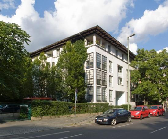 20: Stadtvilla • Kurfürstenstraße 59 • Heinz Hilmer/Christoph Sattler • Block 234 • Zustand Juli 2012 • Foto: Gunnar Klack