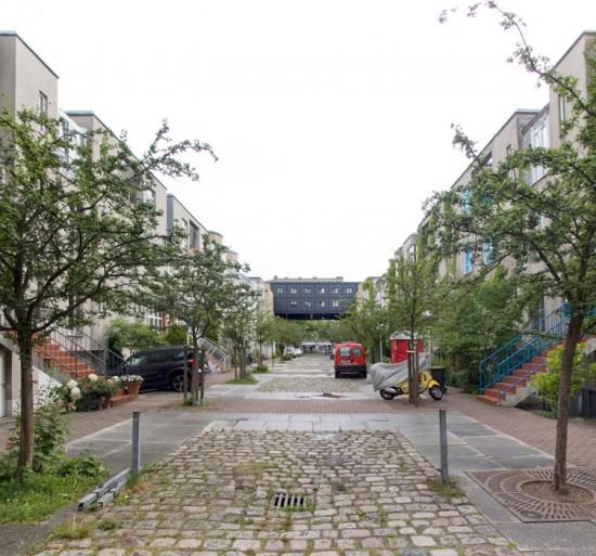 23: Stadthäuser • Lützowstraße 46–51 • Otto Steidle, Brandt/Heiß/Liepe/Steigelmann, v. Gerkan/Marg & Partner, Manfred Schiedhelm, Oefelein/Freund • Block 647 • Zustand Juli 2012 • Foto: Gunnar Klack