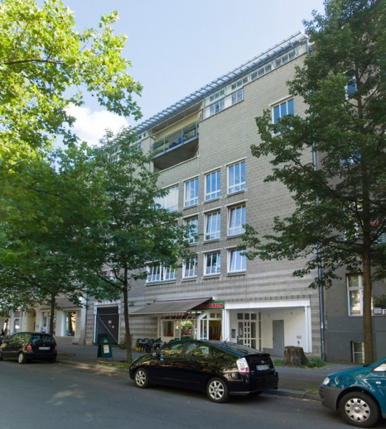 36: Wohnhaus • Pohlstraße 77 • Hans Busso von Busse • Block 644 • Zustand Juli 2012 • Foto: Gunnar Klack
