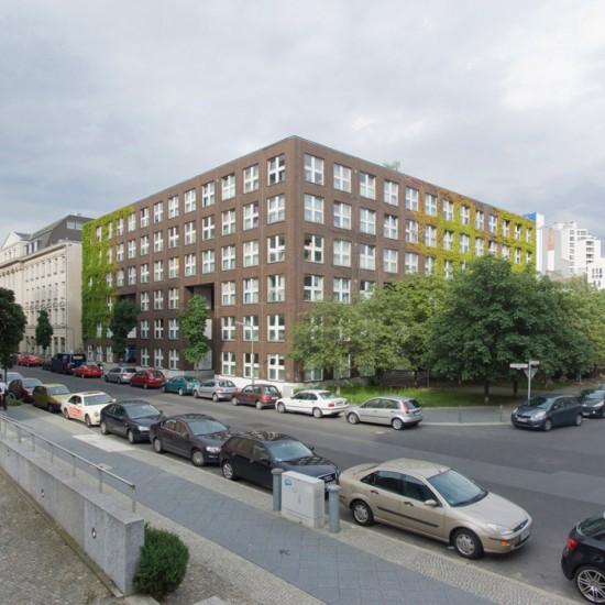 Wohnhaus Block 1, Oswald Mathias Ungers, Zustand Juli 2012; Foto: Gunnar Klack