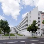 Wohnanlage am Mendelssohn-Bartholdy-Park, Block 7