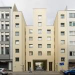 """Wohnhaus """"Tor- und Uhrenhaus"""""""