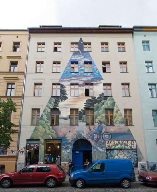 109: Instandsetzung und Modernisierung • Waldemarstraße • Block 73 • Zustand Juli 2012 • Foto: Gunnar Klack