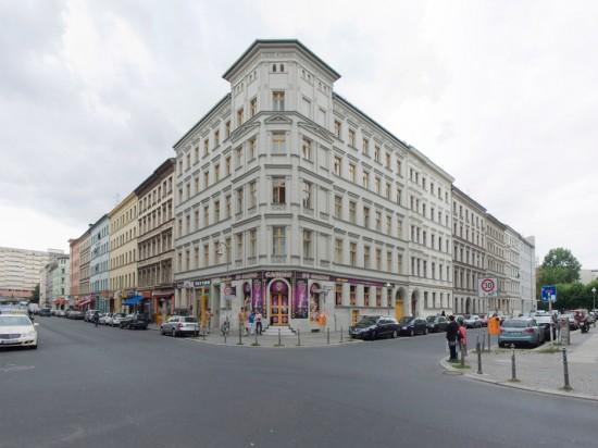 116: Instandsetzung und Modernisierung • Adalbertstraße, Naunynstraße • zahlreiche Planer und Projektpartner • Block 78 • Zustand Juli 2012 • Foto: Gunnar Klack