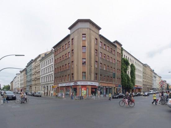 118: Instandsetzung und Modernisierung • Adalbertstraße, Oranienstraße • zahlreiche Planer und Projektpartner • Block 79 • Zustand Juli 2012 • Foto: Gunnar Klack