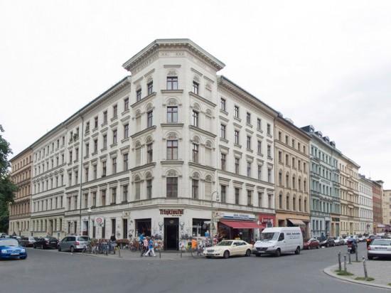 118: Instandsetzung und Modernisierung • Adalbertstraße, Naunynstraße • zahlreiche Planer und Projektpartner • Block 79 • Zustand Juli 2012 • Foto: Gunnar Klack