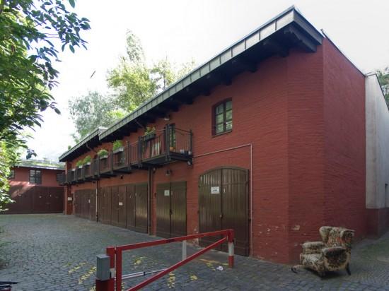 118: Ausbau von Remisen zu Ateliers-, Wohn- und Werkräumen • Adalbertstraße 15 • Block 79 • Zustand Juli 2012 • Foto: Gunnar Klack