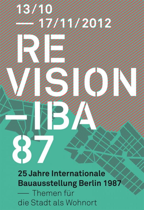 Ausstellung RE-VISION-IBA '87