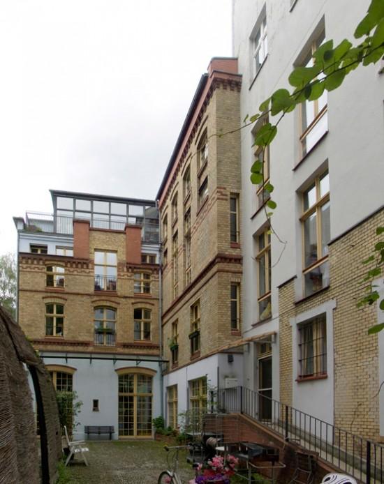 122: Kindertagesstätte • Oranienstraße 4 • Sedina Buddensieg • Block 103 • Zustand Juli 2012 • Foto: Gunnar Klack