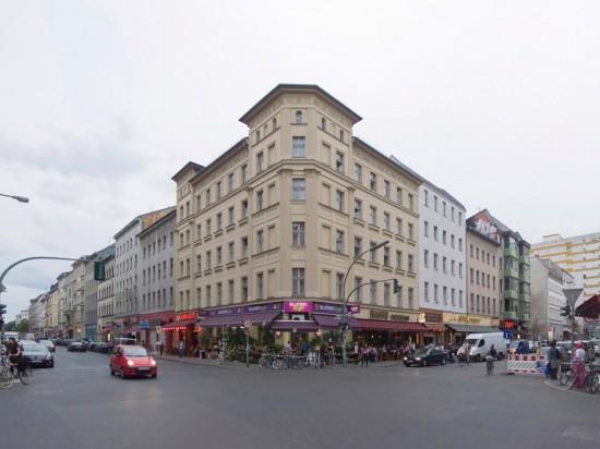 124: Instandsetzung und Modernisierung • Oranienstraße, Adalbertstraße • zahlreiche Planer und Projektpartner • Block 82 • Zustand Juli 2012 • Foto: Gunnar Klack