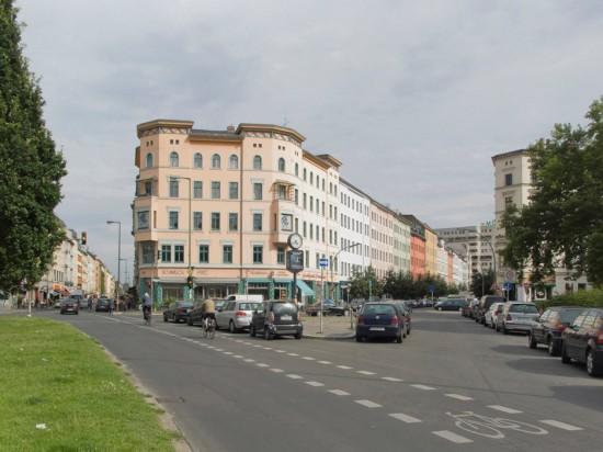 126: Instandsetzung und Modernisierung • Oranienstraße, Dresdener Straße • zahlreiche Planer und Projektpartner • Block 81 • Zustand Juli 2012 • Foto: Gunnar Klack