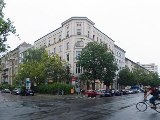 126: Instandsetzung und Modernisierung • Reichenberger Straße, Erkelenzdamm • zahlreiche Planer und Projektpartner • Block 80 • Zustand Juli 2012 • Foto: Gunnar Klack