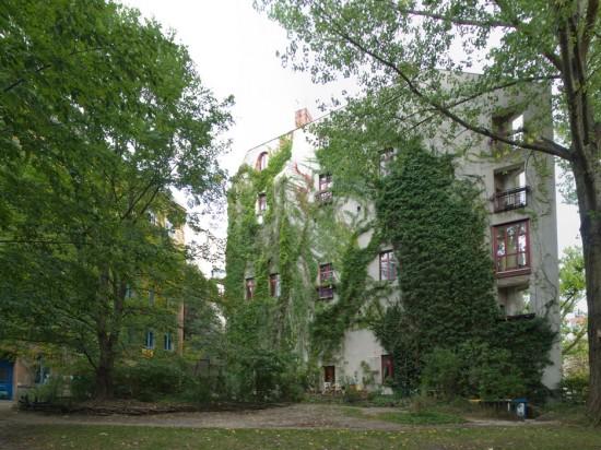 135: Instandsetzung und Modernisierung • Fraenkelufer, Kohlfurter Straße • zahlreiche Planer und Projektpartner • Block 89 • Zustand Juli 2012 • Foto: Gunnar Klack