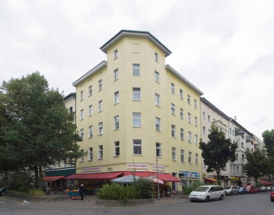 147: Instandsetzung und Modernisierung • Wrangelstraße, Oppelner Straße • Gruppe 67 • Block 121 • Zustand Juli 2012 • Foto: Gunnar Klack