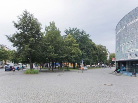 160:Umgestaltung des Spreewaldplatzes • Christoph Langhof Architekten • Zustand Juli 2012 • Foto: Gunnar Klack
