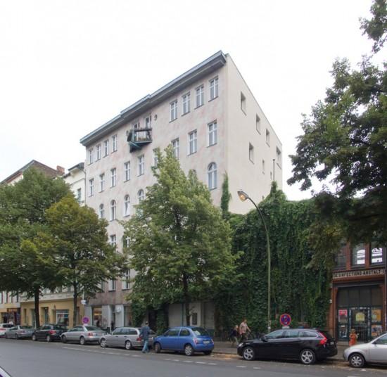 166: Instandsetzung und Modernisierung • Ohlauer Straße 37 • Michael Gies/Felicitas Mossmann •Block 145 • Zustand Juli 2012 • Foto: Gunnar Klack