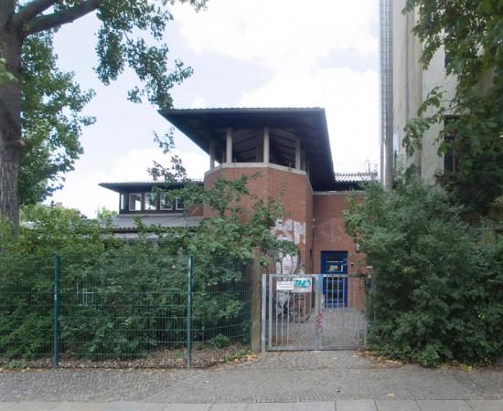 168: Kindertagesstätte • Paul-Lincke-Ufer • Keith Murray/Robert Maguire •Block 146 • Zustand Juli 2012 • Foto: Gunnar Klack