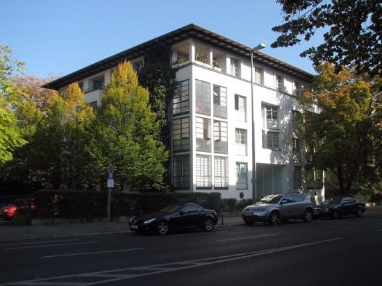 Stadtvilla Kurfürstenstraße 59, Hilmer & Sattler, Zustand Oktober 2012; Foto: Dirk Kaden