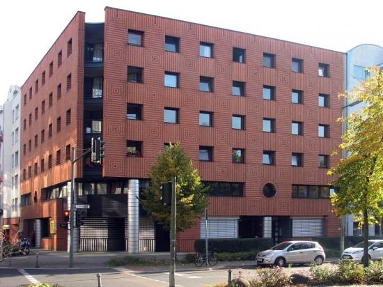 Wohnhaus Lützowplatz 1, Zustand Oktober 2012; Foto: Dirk Kaden