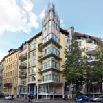Block 70: Eckhaus, Torhäuser, Brandwandbebauung
