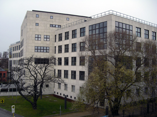 Ansicht von Südosten, Zustand Dezember 2011; Foto: Tina Kühn