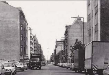 Friedrichstraße 1980; Quelle: Landesarchiv Berlin