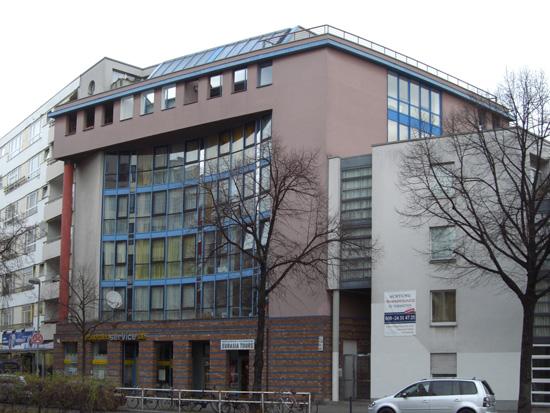Block Stresemannstraße, Zustand Dezember 2011; Foto: Tina Kühn